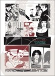 Love and Rockets 25th anniversary silk screen poster