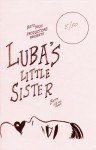 Gilbert Hernandez mini comic: Luba's little sister